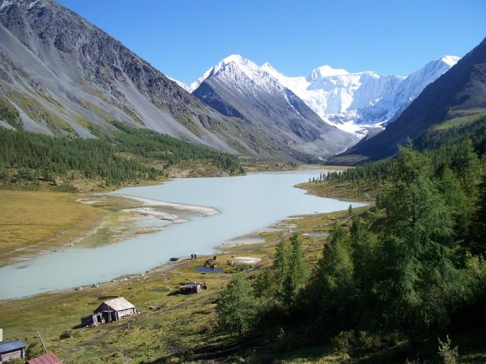 Российский Тибет