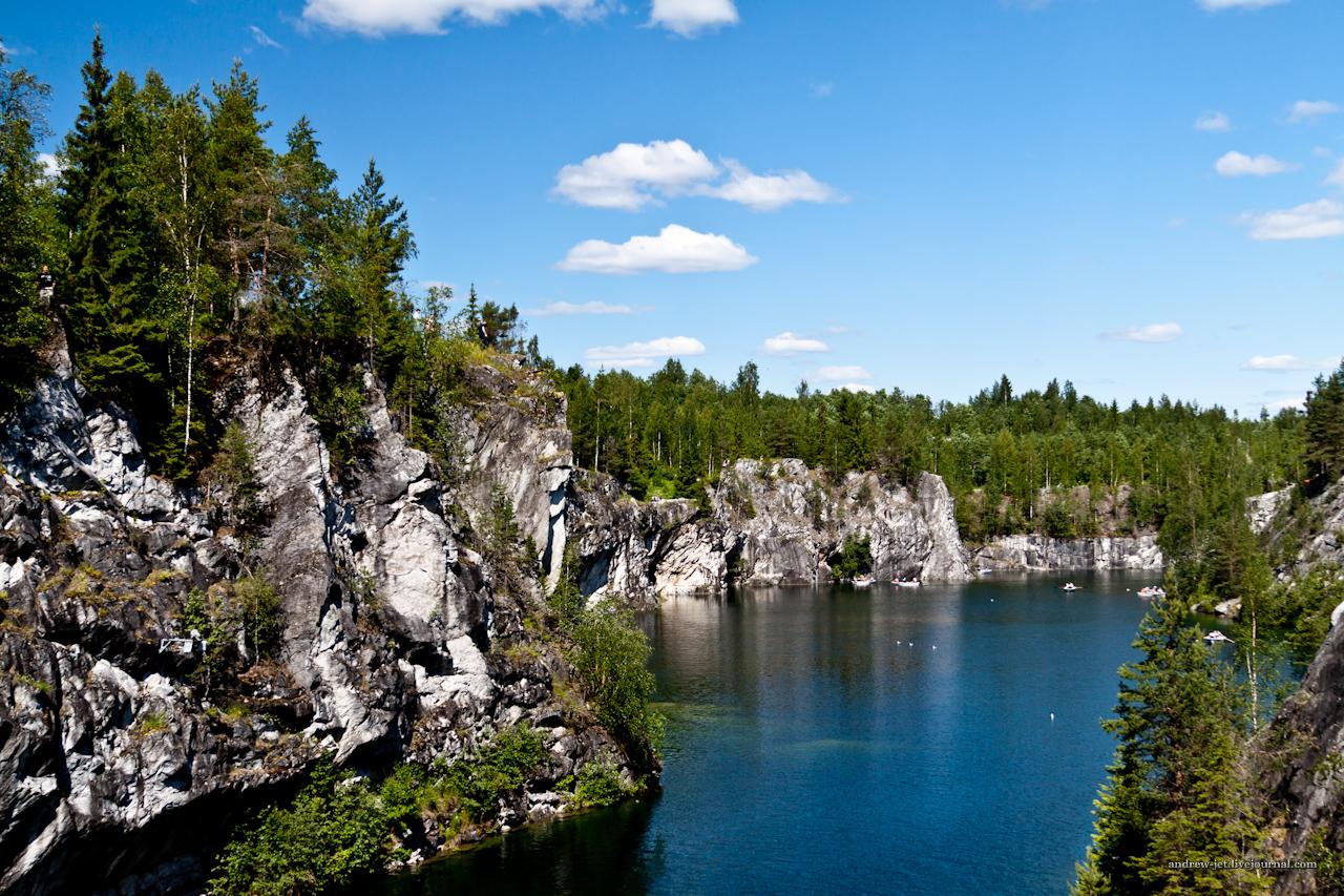 Главная жемчужина Края тысячи озер