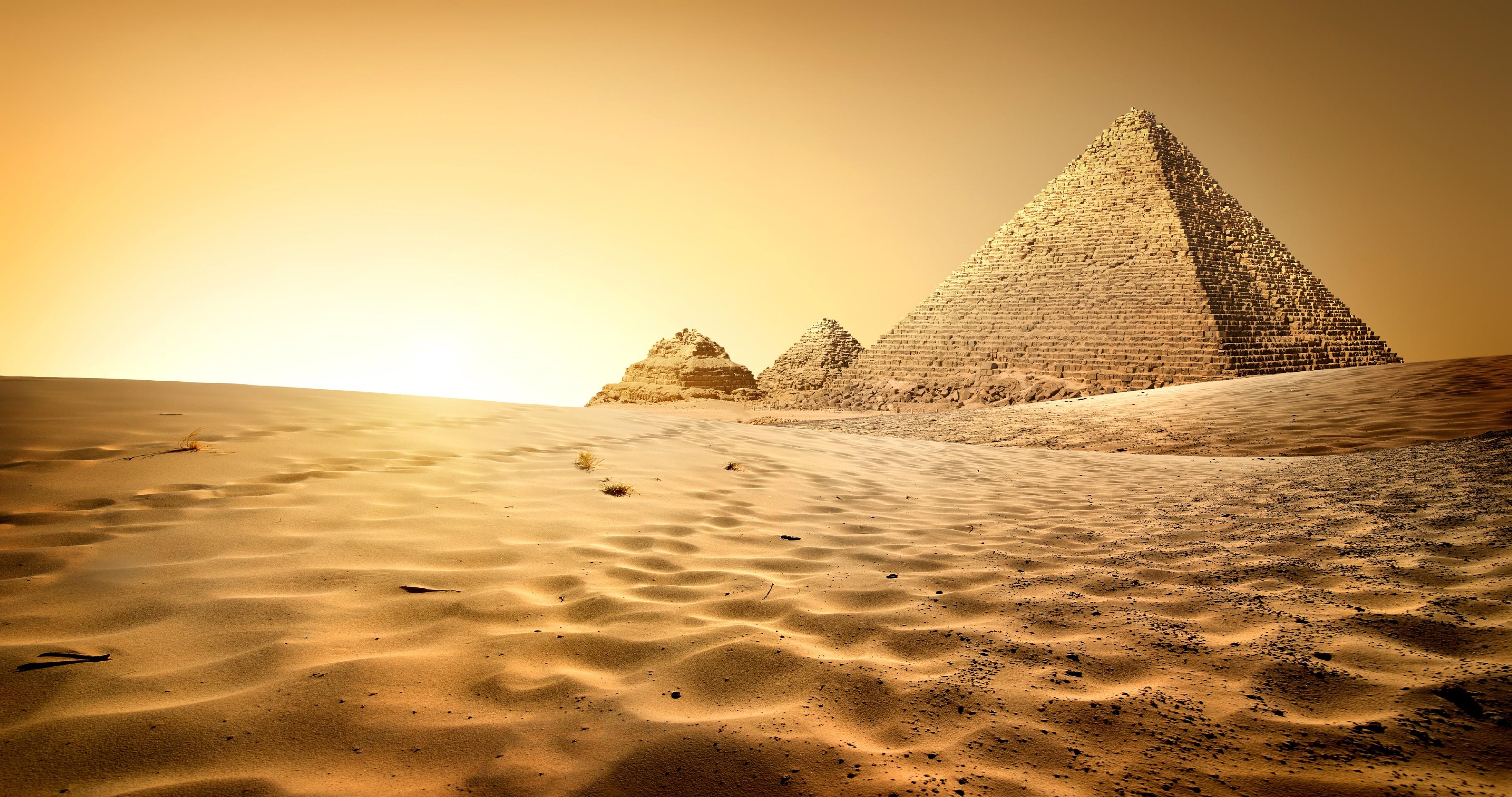 Благотворное влияние пирамид на человека и окружающую среду